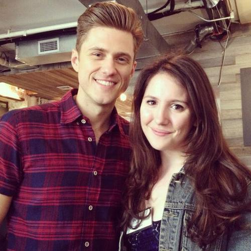 aaron-tveit-hair