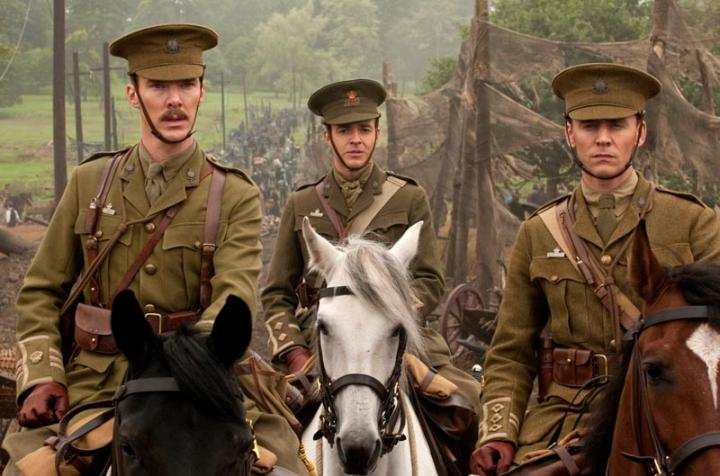 Tom Hiddleston, War Horse, Benedict Cumberbatch