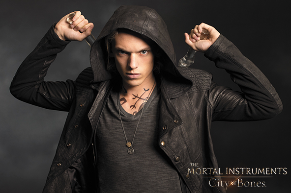 Jamie Campbell Bower, Jace, Mortal Instruments