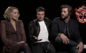 Jennifer-Josh-and-Liam-in-London-Press-Junket-Mockingjay-Part-1