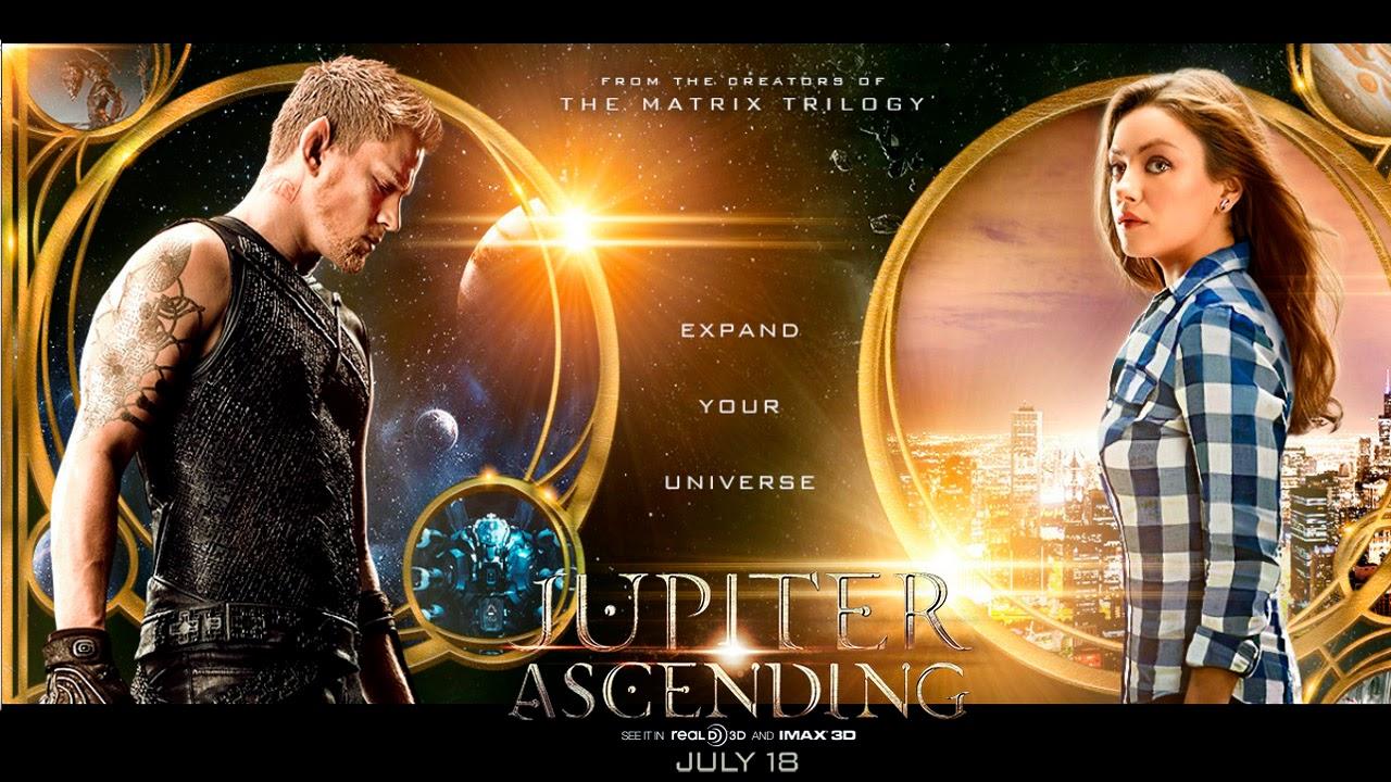 Jupiter Ascending Retina Movie Wallpaper: Jupiter Ascending: So Bad, It's Good. J/K It's The Worst
