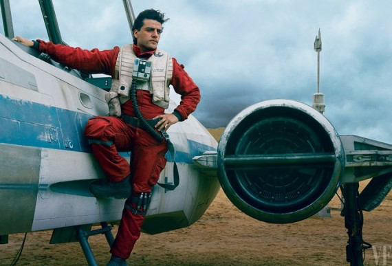 Vanity Fair Star Wars, Oscar Isaac