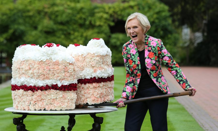 Bake Off Cakes