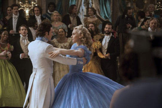 The Cinderella Trailer = All The Tears - That's Normal