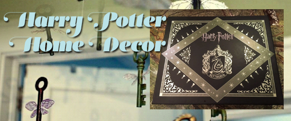 harry potter home decor Geek Chic: Harry Potter Home Décor   That's Normal harry potter home decor