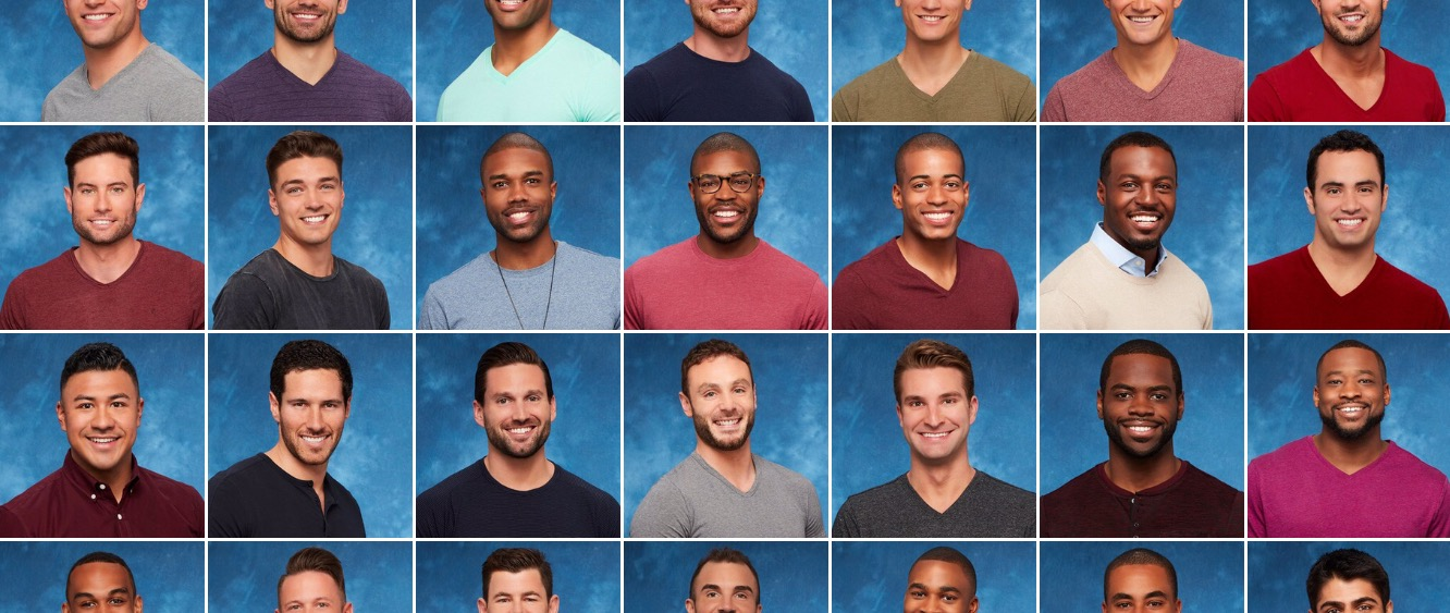 First Impressions Of The Men Bachelorette 2017
