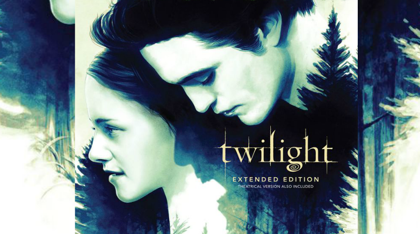 Twilight is headed back to Theaters - Plus new 4k BluRay Cover Art