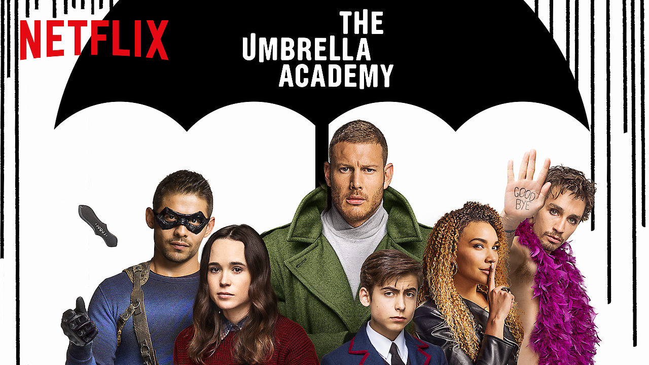 Umbrella Academy Netflix